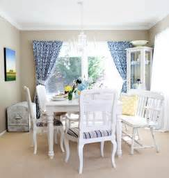 Chic Dining Rooms Dining Room Shabby Chic Shabby Chic Dining Room San Francisco By Found Design