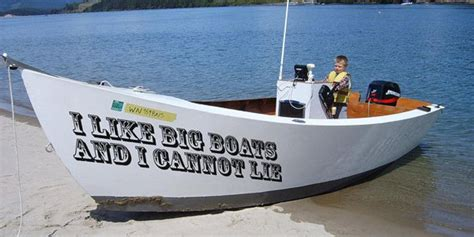 big boats are called 20 funny boat names for people who love puns
