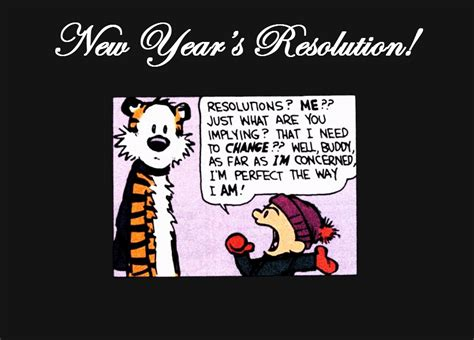 calvin and hobbes new years resolution new year s resolution orlando espinosa