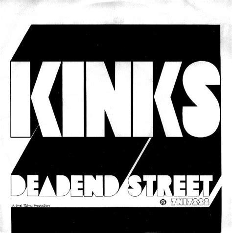 kinks picture book lyrics dead end big black smoke