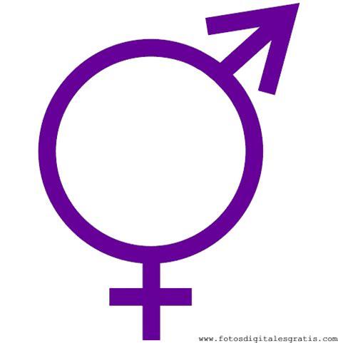 imagenes simbolos hombre y mujer s 237 mbolo mujer hombre unidos femenino y masculino fotos