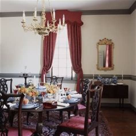 williamsburg home decor historic colonial interiors bing images dining room