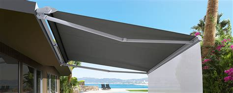 fold arm awnings folding arm awnings luxaflex 174