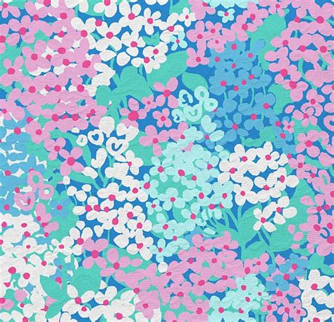 pattern background spring lilly pulitzer dot dot hop tutorial made by madison
