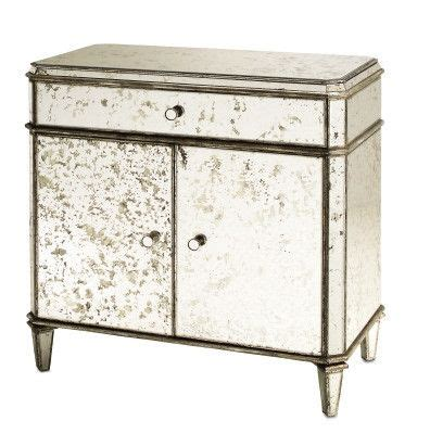 Antiqued Mirrored Nightstand by 17 Best Ideas About Sideboard Decor On Buffet