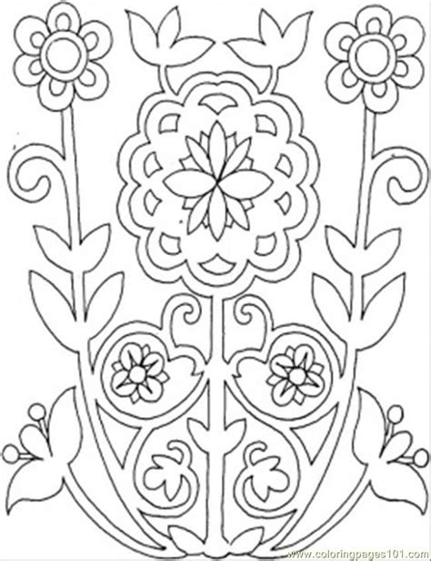 coloring pages patterns coloring home
