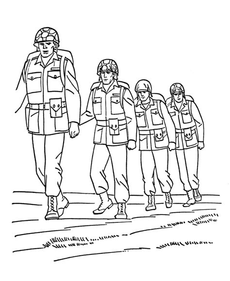 bluebonkers armed forces day coloring page sheets