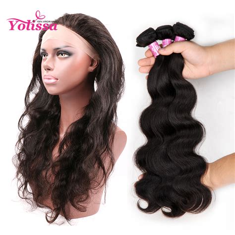 aliexpress yolissa hair aliexpress com buy yolissa hair malaysian weft bundles