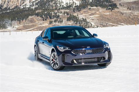 2019 Kia Stinger Gt by Official 2019 Kia Stinger Gt Atlantica Limited Edition