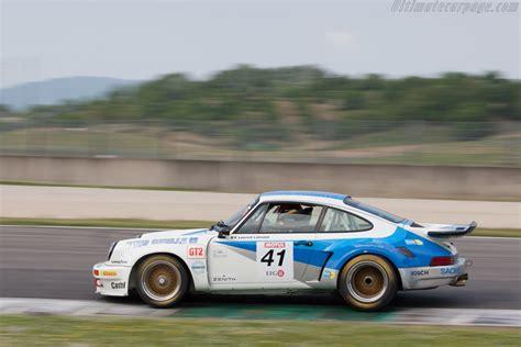Porsche 911 Rsr 3 0 by Porsche 911 Carrera Rsr 3 0 Driver Laurent Lalmand