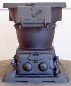Pot Belly Electric Fireplace - estate caboose potbelly stove