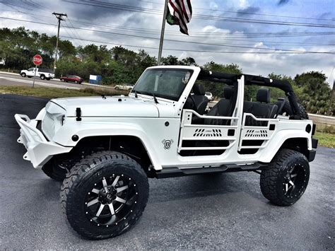jeep unlimited 2017 2017 jeep wrangler unlimited trooper leather