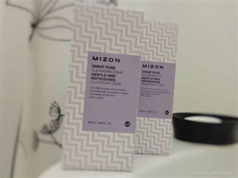 Mizon Mizon Great Cleansing mizon mizon great cleansing mizon great cleansing foam