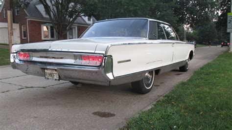 1965 Chrysler New Yorker by 1965 Chrysler New Yorker Hardtop T27 Chicago 2014