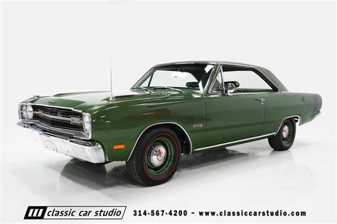 dodge dart 1969 dodge dart gts car studio