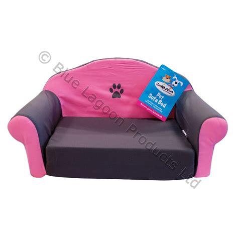 small pink couch pet dog cat sofa bed cushion king queen kitten couch matt