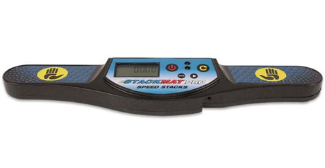 Speed Stack Mat And Timer by Stackmat Pro Timer Sport Stacking
