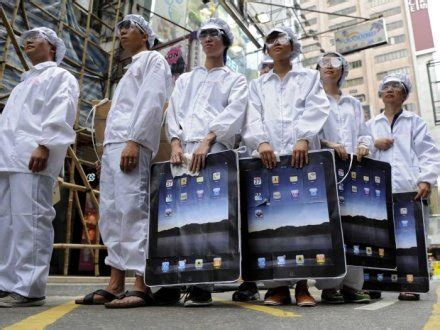 apple factory thousands strike at apple factory in china abc radio