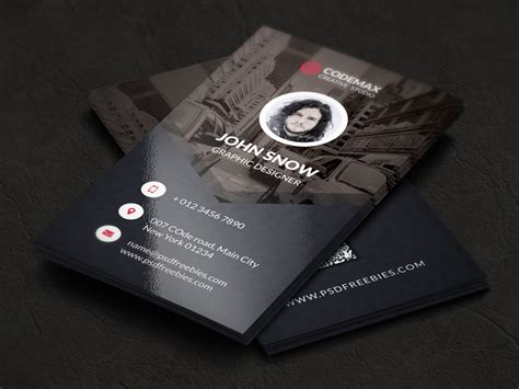 photographer business card template psd free 100 free business cards psd 187 the best of free business cards