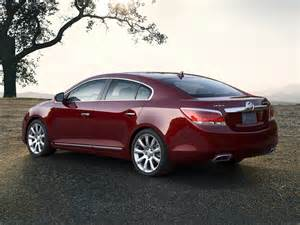 Buick Lacrosse 2012 2012 Buick Lacrosse Price Photos Reviews Features
