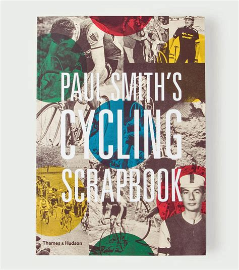Manolo Blahnik And Paul Smith Design Book Covers by Pez Bookshelf Paul Smith S Cycling Scrapbook Pezcycling