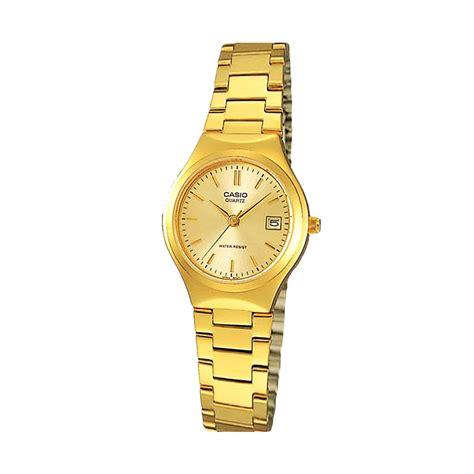Casio Originalasli Ltp 1170n 7a Jam Tangan Wanita harga casio ltp 1170n 9ardf jam tangan wanita gold