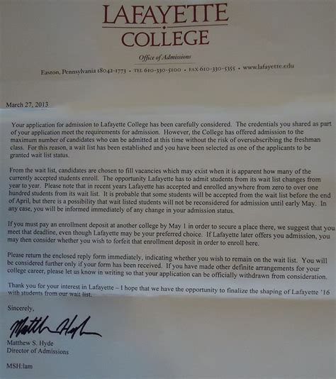 When Do College Acceptance Letters Come In Waitlists Not The End Of The World The Harvard Crimson Admissions