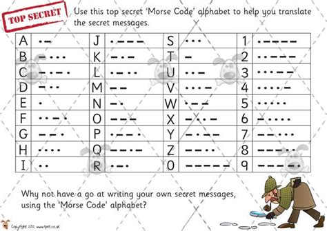 alphabet worksheets ks2 morse code alphabet worksheets teacher s pet morse