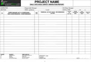 Free Punch List Template Construction Punch List Template Free Construction