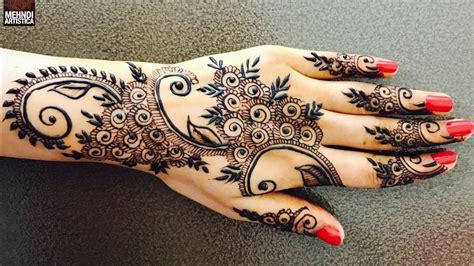 mehndi design gulf henna unique modern gulf henna mehendi design latest