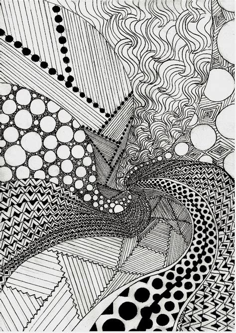 pattern made up of lines or bands line art by ck art on deviantart