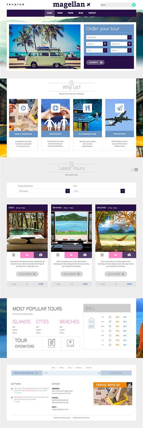 theme wordpress free download 2015 wordpress best travel themes for 2015 free wordpress