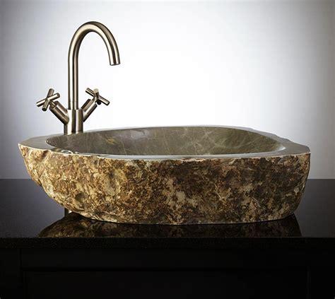 Design For Granite Vessel Sink Ideas Unique And Creative Sink Designs Corner
