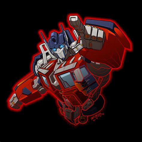 Tas Gendong Mr Key 3 optimus prime akhirnya dapet trailer di transformer 3