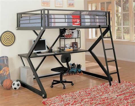 teen loft bed bunk beds for teens bedroom