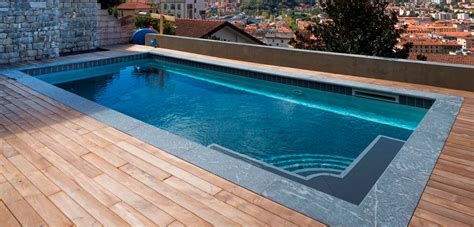 piscina da terrazzo piscine da terrazzo verona progettazione e installazione