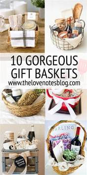 diy gift basket ideas for everyone on your list 10 diy gorgeous gift basket ideas for any occasion