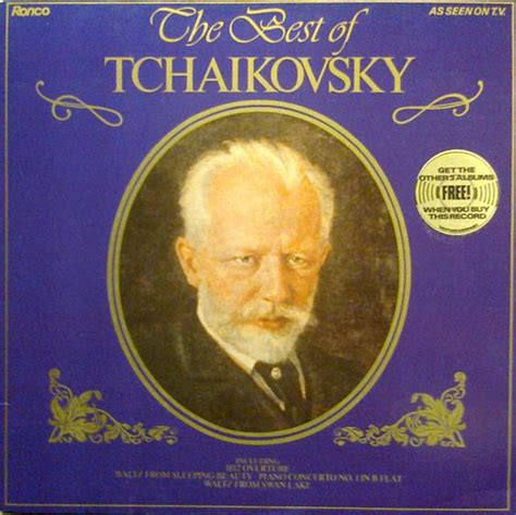 the best of tchaikovsky tchaikovsky the best of tchaikovsky vinyl lp at discogs