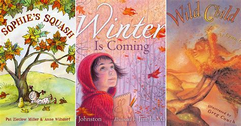 a mighty boy books a season of change 20 mighty books celebrating fall
