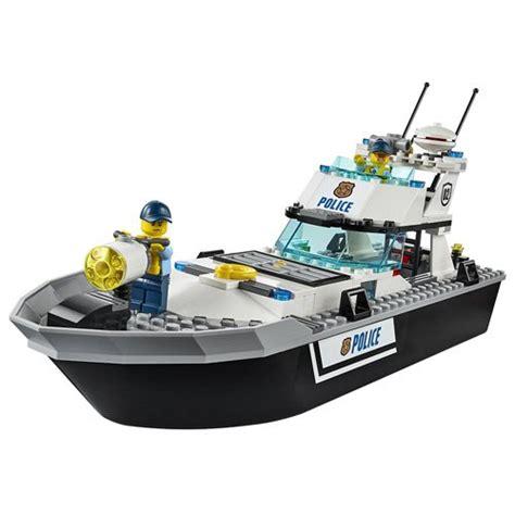 lego police boat ebay lego city police patrol boat 60129 ebay