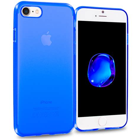 Iphone 7 Plus Nike Yellow Blue Hardcase blue tpu rubber cover for apple iphone 7 casedistrict