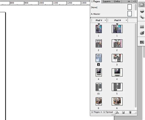 indesign layout pages side by side adobe indesign cs6 vancouverscape