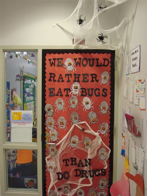 Door Decorations For Free Week by Mrs Moye S Class Door Contest For Ribbon Week