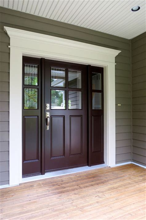 stunning front doors traditional entry vancouver
