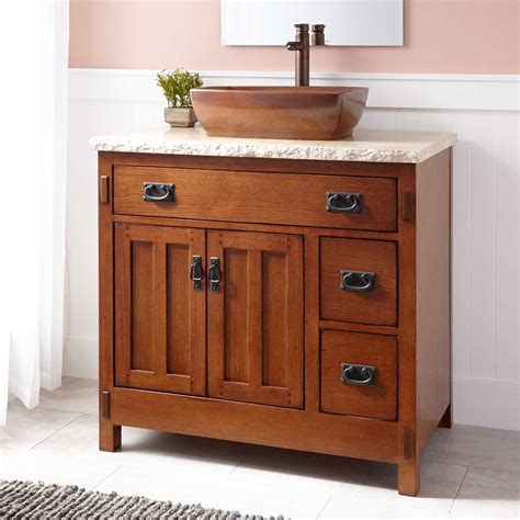 vessel bathroom vanity 36 quot halstead vessel sink vanity bathroom vanities bathroom
