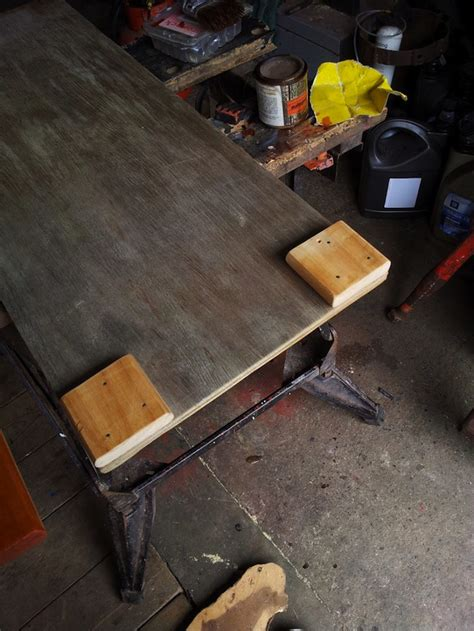 how to build a desk from scratch how to build a space saving folding desk from scratch