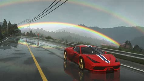 driveclub ps4 driveclub ps4 patch 1 10 improves weather massively