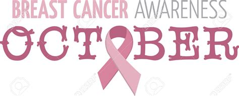 breast cancer awareness clip clip for breast cancer awareness month 101 clip