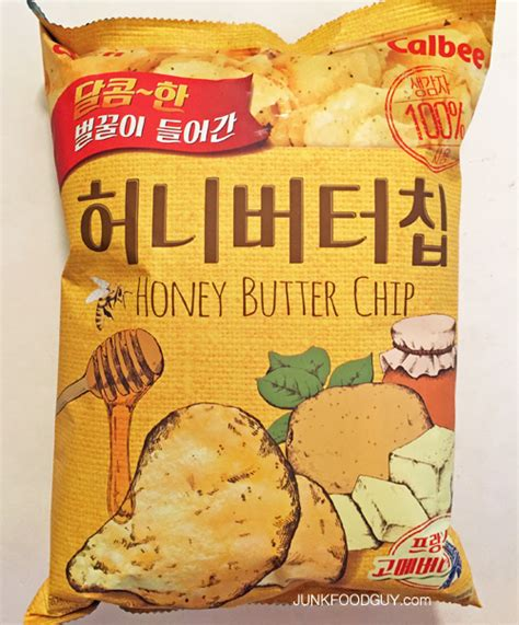 review calbee honey butter chips the chip that is