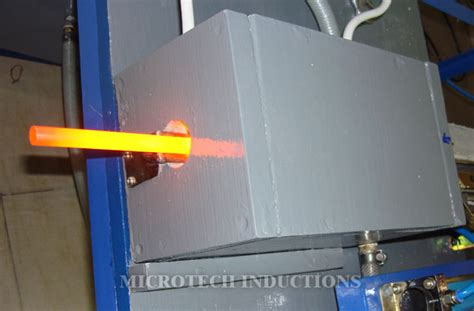 induction heating rod induction heating equipment manufacturers suppliers exporters microtech induction pvt ltd